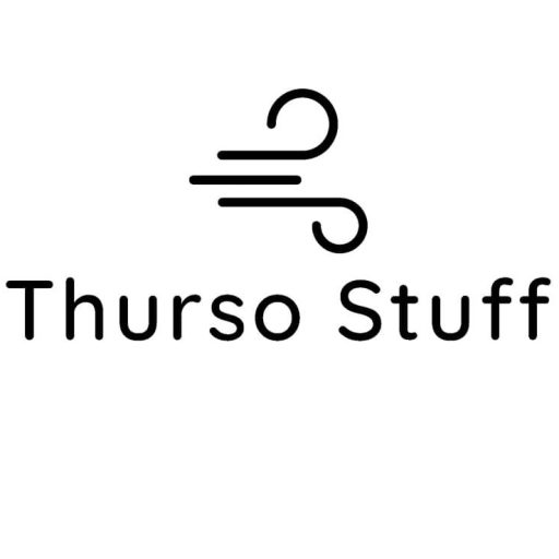 the thurso stuff logo